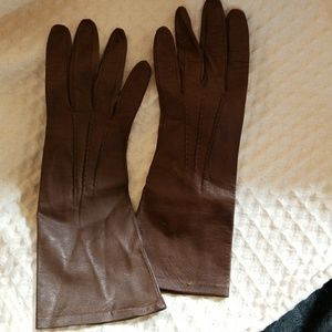 Supretto Italian vintage leather gloves 6